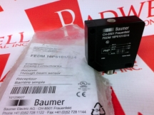 BAUMER ELECTRIC FEDM16P5101/S14