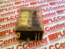 ALLIED CONTROLS T154-C-C-DC24V