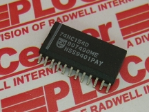 PHILIPS IC74HC154D