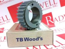 TB WOODS MECHANICAL P28-8M-20-QT