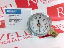 ASHCROFT 20W-1005-H-02L-160