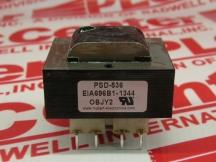 COIL TRAN INC PSD536
