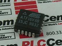 ATMEL ATF16V8B15JC