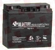 BB BATTERY HR22-12-B1