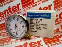 ASHCROFT 35W-1005-H-02L-160