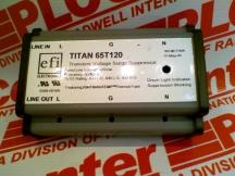 EFI ELECTRONICS 65T120
