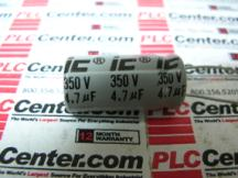 IC ILLINOIS CAPACITOR 4.7UF/350V