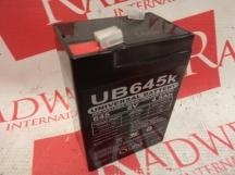 UNIVERSAL POWER UB645K