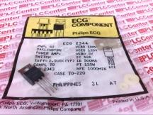 PHILIPS SELECON ECG-2344