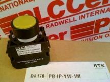 RTK INSTRUMENTS DA170-PB-IP-YW-1M