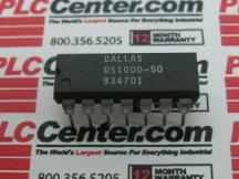 DALLAS SEMICONDUCTER IC100050