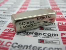 CP CLARE & CO MRB1A12