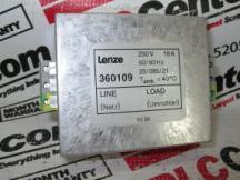 LENZE 360109