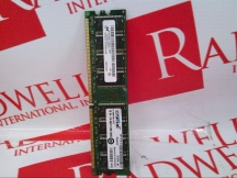 MICRON TECHNOLOGY INC MT16VDDT12864AY-40BF2