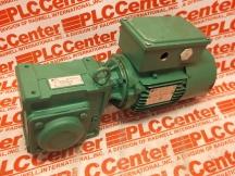 LEROY SOMER MB-2301-B3-NU-60-400168926/002-MUT-4P-LS71L-0.55KW-220/415V-50HZ-UG