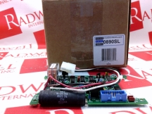 BODINE ELECTRIC 890-F-B-R-BOARD