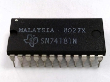 TI SEMICONDUCTOR IC74181N