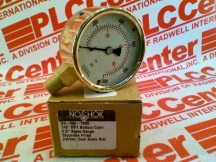 NOSHOK 25-300-1000-PSI/KG/CM2-HL-CC