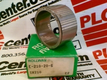 ROLLWAY BEARING E-210-20-6
