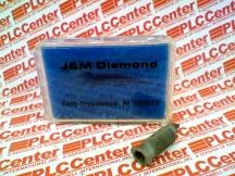 J&M DIAMOND TOOL 3A5LCX/PCD