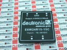 DEUTRONIC E6W24R1515C