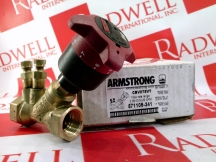 ARMSTRONG MOLD CORP 571109-341