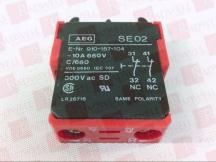 EEC AEG SE02
