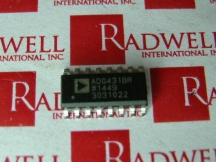 ANALOG DEVICES ADG431BRZ