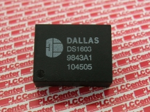 DALLAS SEMICONDUCTER DS1603