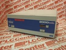 BRANSON 2000BDC