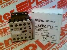ENTRELEC SCHIELE KHDCS-31