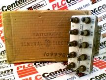 GENERAL ELECTRIC 12XLA12A1