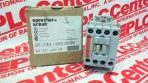 S&S ELECTRIC CA7-12-M40-*