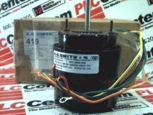CENTURY ELECTRIC MOTORS 419