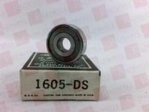NICE BALL BEARING 1605-DS