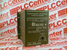 BASLER ELECTRIC UFOV-260A