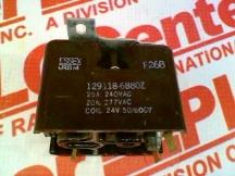 RBM CONTROLS 129118-6880Z