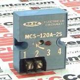 RK ELECTRONICS MCS-120A-S