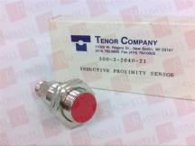 TENOR CO INC 300-3-2040-21