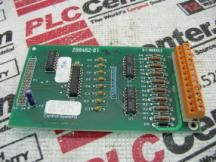 CONTROL SYSTEMS INC 280460-01A