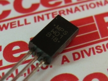 ON SEMICONDUCTOR MPSW01G