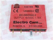 ELECTRO CAM EC-ODC060-3
