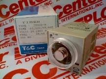 T&C TIMER TM48S-B