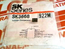 THOMSON CONSUMER SK3668