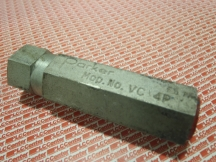 HYDRAULIC VALVE DIVISION VC-4P