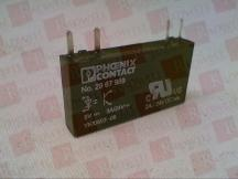 PHOENIX KLEMMEN OPT-5DC/24DC/2