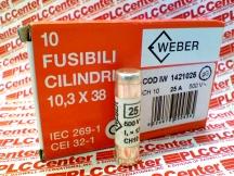 WEBER 1421025