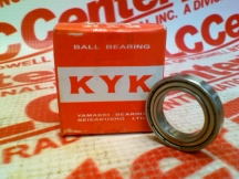KYK CORPORATION CO 6802ZZ