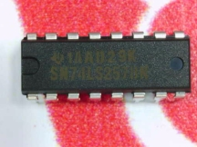 NATIONAL SEMICONDUCTOR IC74LS257BN