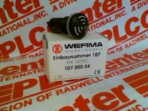 WERMA 107-000-54